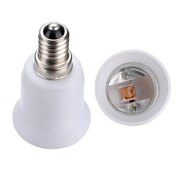 E14 to E27 LED Bulb Adapter