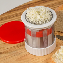 Load image into Gallery viewer, Cheese Grater Butter Mincer Shredder Grinder
