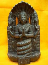 <Patanjali Hand Carved Stone Statue>