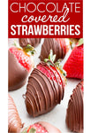 Chocolate Covered Strawberries 12 pc Gift , Sweetest Day Special