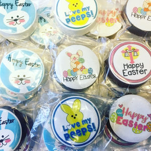 Easter Chocolate Covered Oreo Assorted Gift 12pcs.