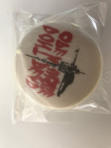 Walking Dead Chocolate Covered Oreo Gift by Hough Bakery Chocolates