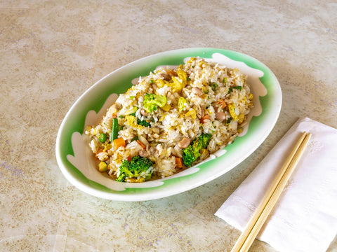 Vegetable Fried Rice<br>야채볶음밥