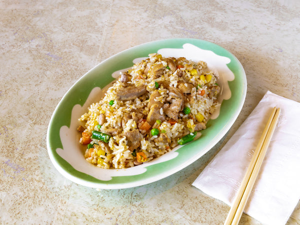 Chicken Fried Rice<br>치킨볶음밥