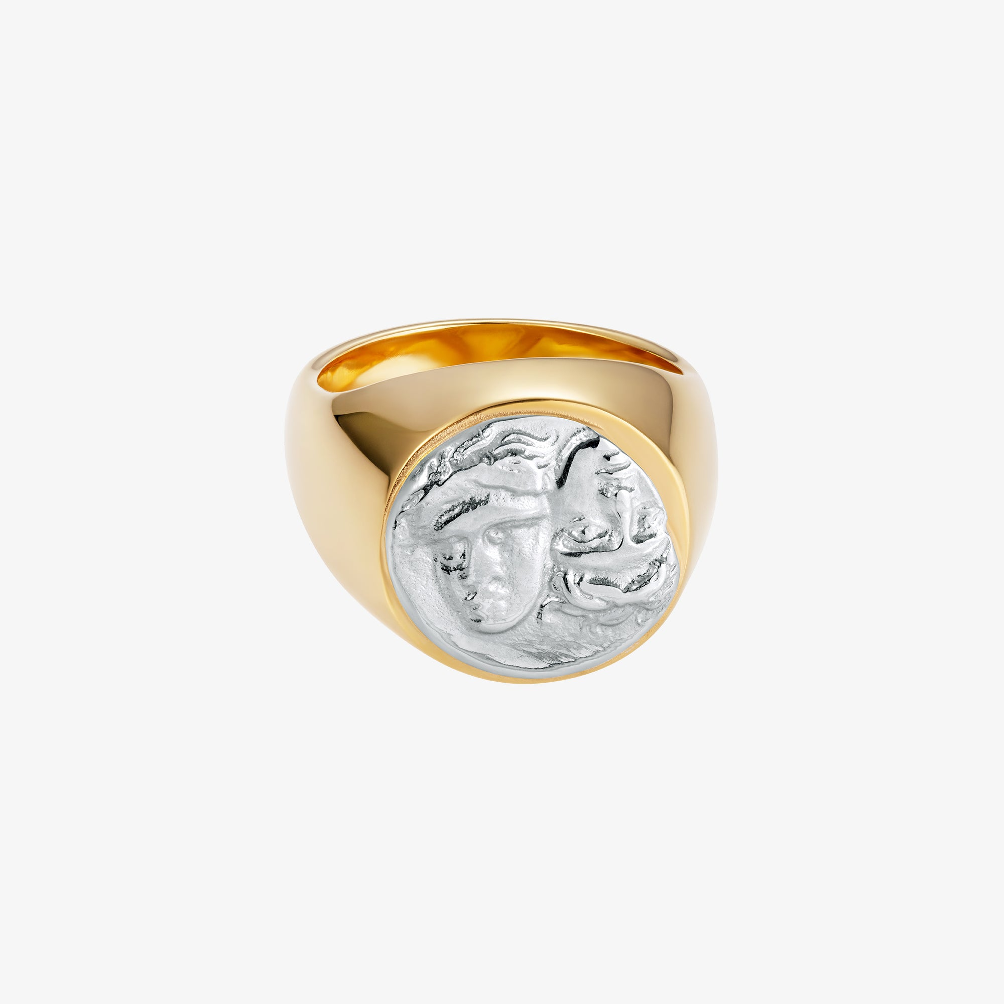Istros Signet Ring