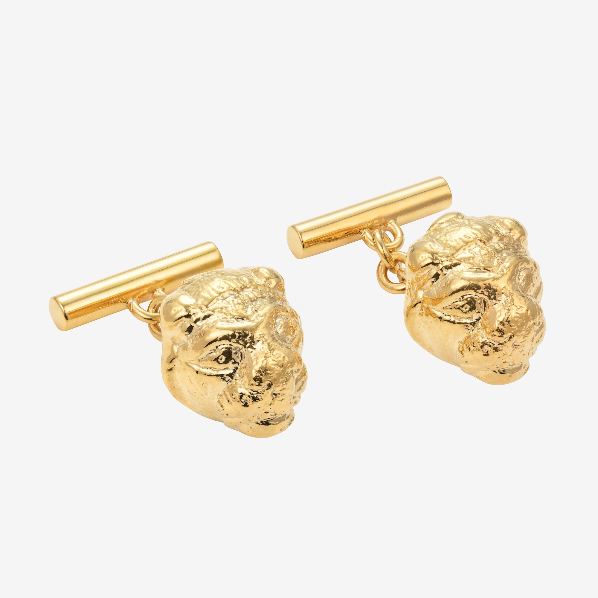 Lion's Head Cufflinks