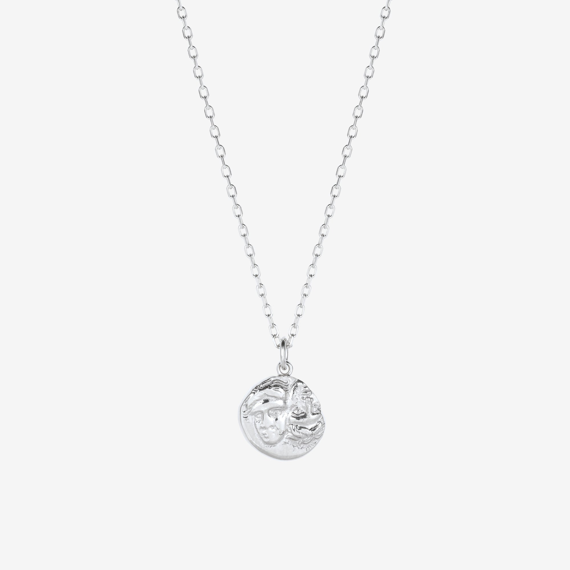 Istros Coin Necklace