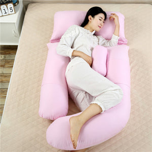 Incredible Maternity Waist Side Sleep Pillow Cotton Pregnant Women Cushion Big Body Pregnancy Pillow Leg Belly Support Pad Bedding Almofada Uwap Interior Chair Design Uwaporg