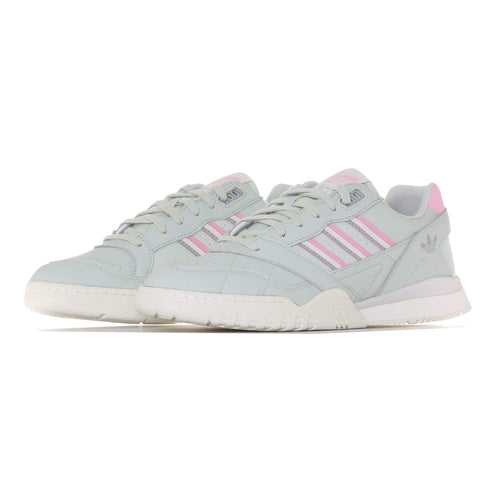 Adidas Originals A.R. Trainer - Linen Green / True Pink / Off White Adidas Originals Trainers