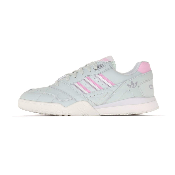 Adidas Originals A.R. Trainer - Linen Green / True Pink / Off White UK 7 D981567 4060512031707 Adidas Originals Trainers