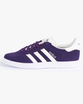 Adidas Originals Gazelle - Rich Purple / Cloud White UK 7 FX54967 4064036974748 Adidas Originals Trainers