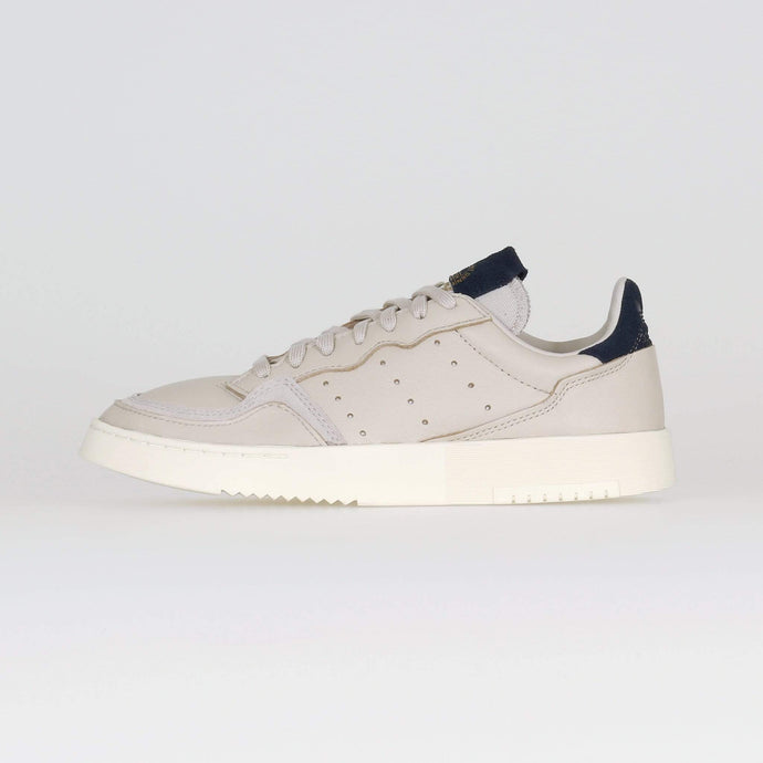 Adidas Originals Supercourt - Clear Brown / Collegiate Navy UK 7 EE60357 4061616324085 Adidas Originals Trainers