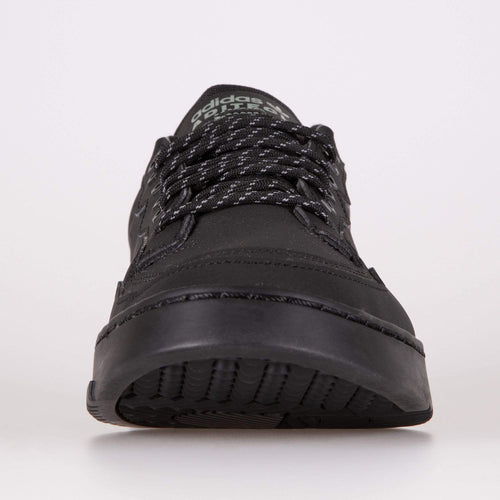 Adidas Originals Supercourt - Core Black / Black / Trace Green Adidas Originals Trainers