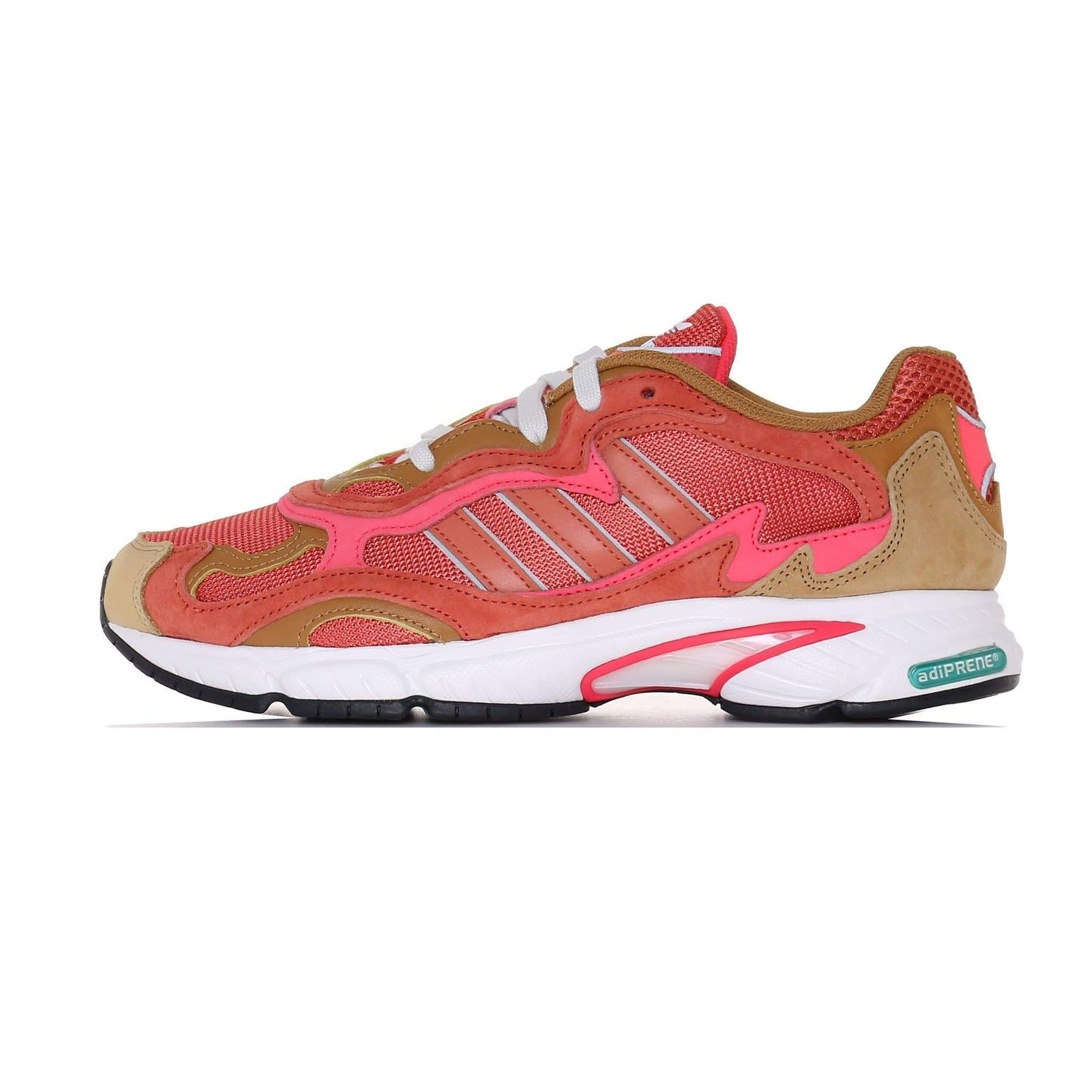 Adidas Originals Temper Run - Raw Amber / Core Black UK 7 G279227 4060516517931 Adidas Originals Trainers