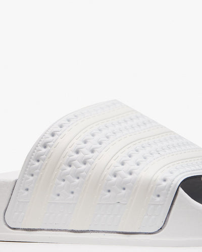 Adidas Originals Womens Adilette Slides - Cloud White / Off White Adidas Originals Flip Flops & Sliders
