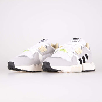 Adidas Originals Womens ZX Torsion - Cloud White / Core Black / Grey Two Adidas Originals Trainers