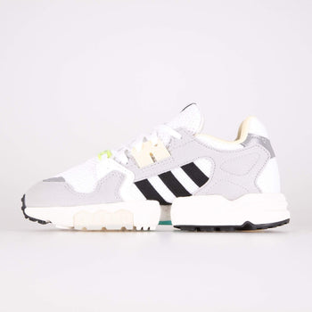 Adidas Originals Womens ZX Torsion - Cloud White / Core Black / Grey Two UK 4.5 EE484345 4061623725240 Adidas Originals Trainers