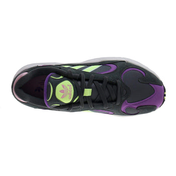 Adidas Originals Yung-1 - Legend Ivy / Hi-Res Yellow / Active Purple Adidas Originals Trainers
