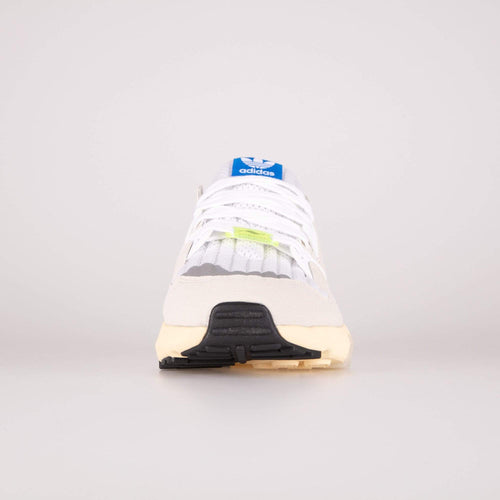 Adidas Originals ZX Torsion - Cloud White / Raw White / Easy Yellow Adidas Originals Trainers