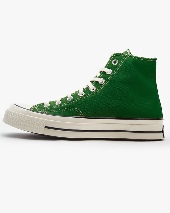 Converse Chuck 70 High Vintage Canvas - Midnight Clover / Egret UK 7 168508C7 194432289369 Converse Trainers