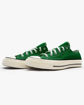 Converse Chuck 70 Low Vintage Canvas - Midnight Clover / Egret Converse Trainers