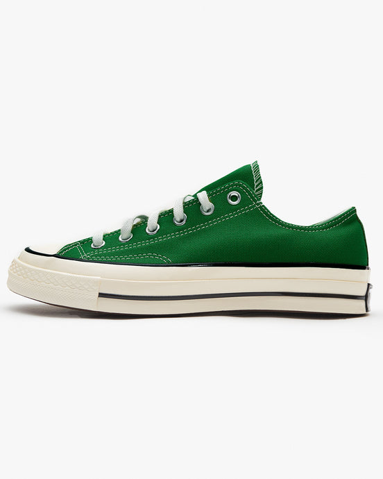 Converse Chuck 70 Low Vintage Canvas - Midnight Clover / Egret UK 7 168513C7 194432290051 Converse Trainers