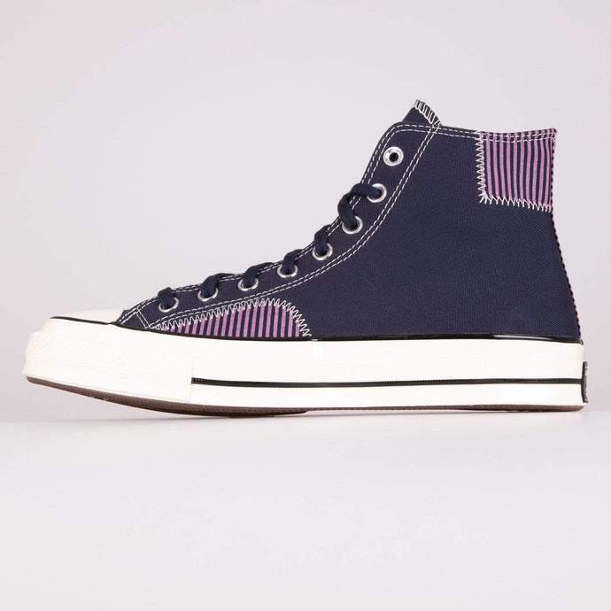 Converse Nautical Prep Chuck 70 High - Obsidian / Peony Pink / Egret UK 7 167072C7 888757770045 Converse Trainers