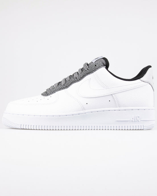 Nike Air Force 1 '07 LV8 4 - White / White UK 6 CK43631006 Nike Trainers