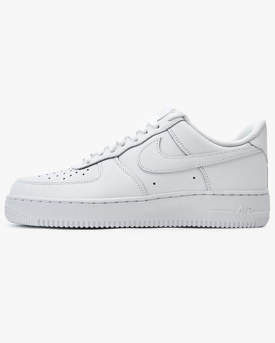 Nike Air Force 1 '07 - White / White UK 6 3151221116 0883412740876 Nike Trainers