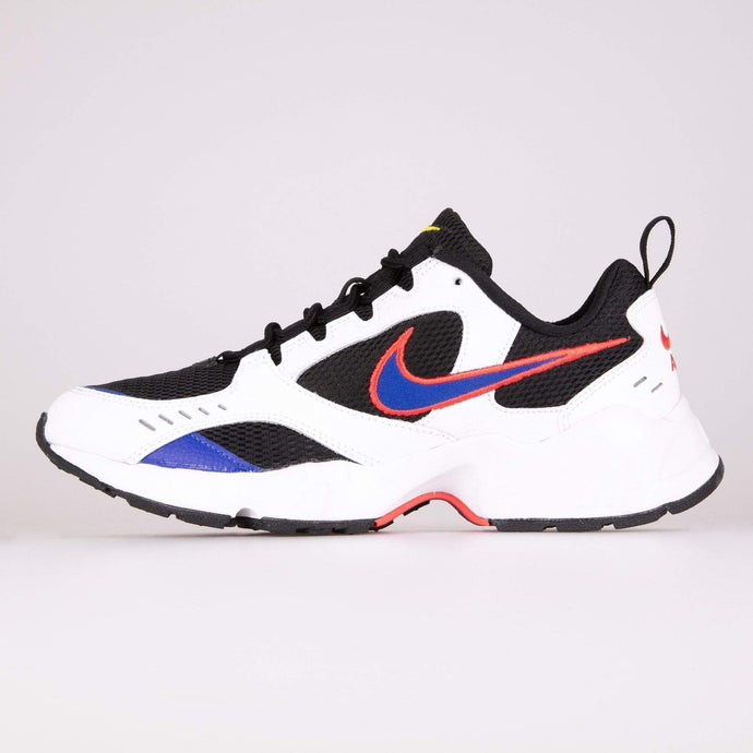 Nike Air Heights - Black / Hyper Blue / Track Red UK 7 AT45220087 193154106565 Nike Trainers