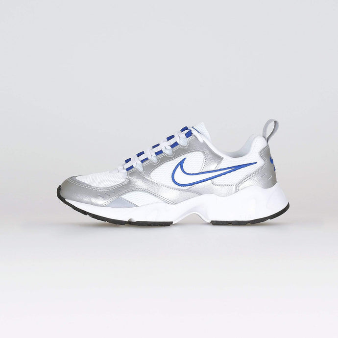 Nike Air Heights - White / Racer Blue UK 7 AT45221037 193151626912 Nike Trainers