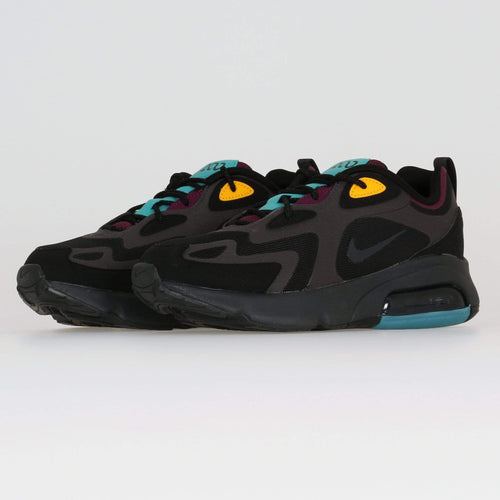 Nike Air Max 200 - Black / Anthracite Nike Trainers