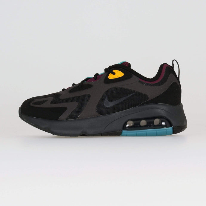 Nike Air Max 200 - Black / Anthracite UK 6 AQ25680016 193145539952 Nike Trainers