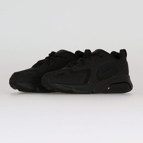 Nike Air Max 200 - Black / Black Nike Trainers
