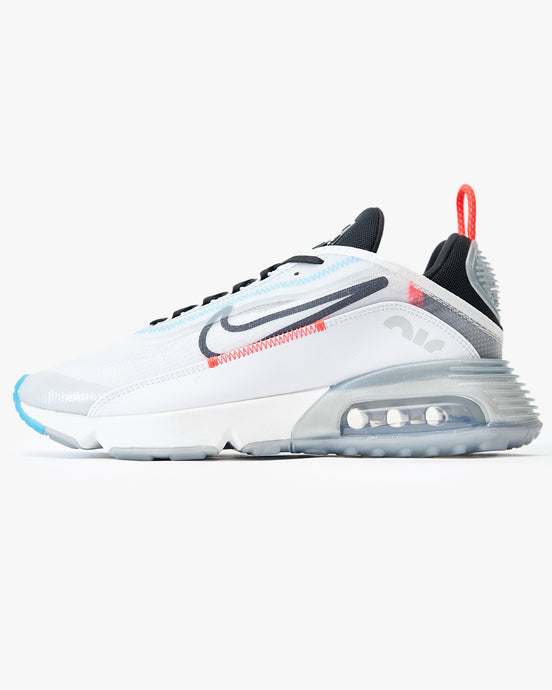Nike Air Max 2090 - White / Bright Crimson / Black UK 6 CT76951006 Nike Trainers