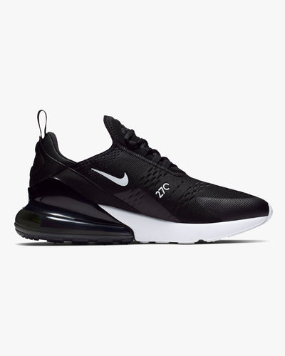 Nike Air Max 270 - Black / Anthracite / White Nike Trainers