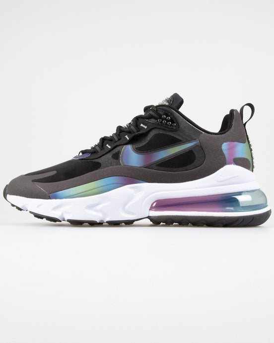 Nike Air Max 270 React 20 'Bubble Pack' - Dark Smoke Grey / Multicolour UK 6 CT50640016 Nike Trainers