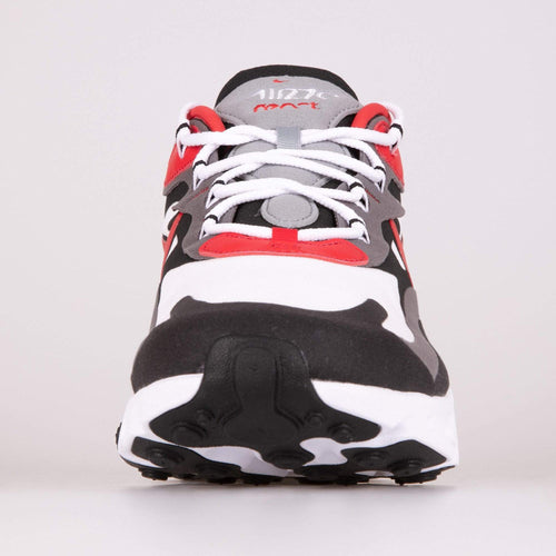 Nike Air Max 270 React - Black / University Red Nike Trainers