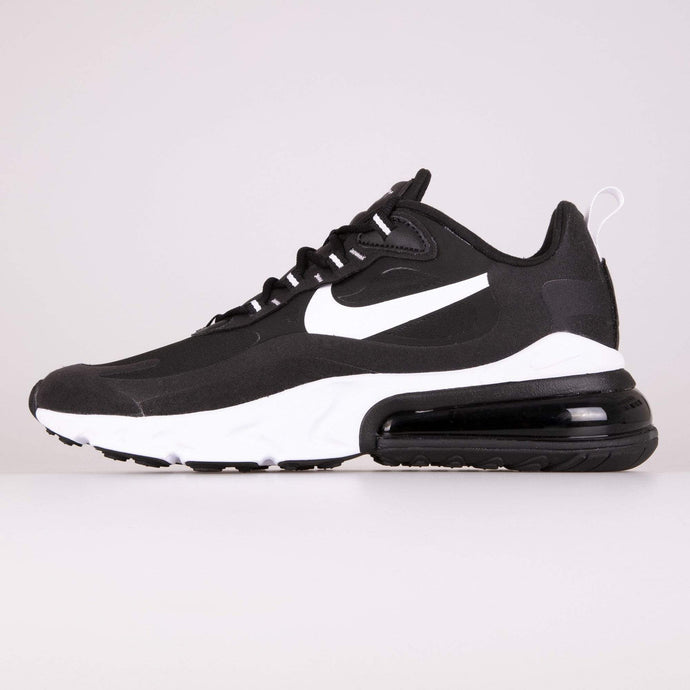 Nike Air Max 270 React - Black / White UK 6 CI38660046 193654447861 Nike Trainers