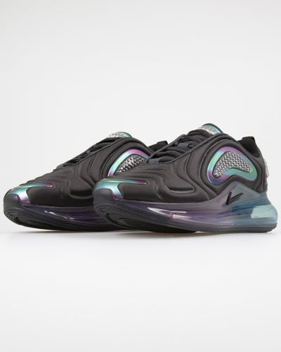 Nike Air Max 720 20 'Bubble Pack' - Dark Smoke Grey / Black / Metallic Silver Nike Trainers