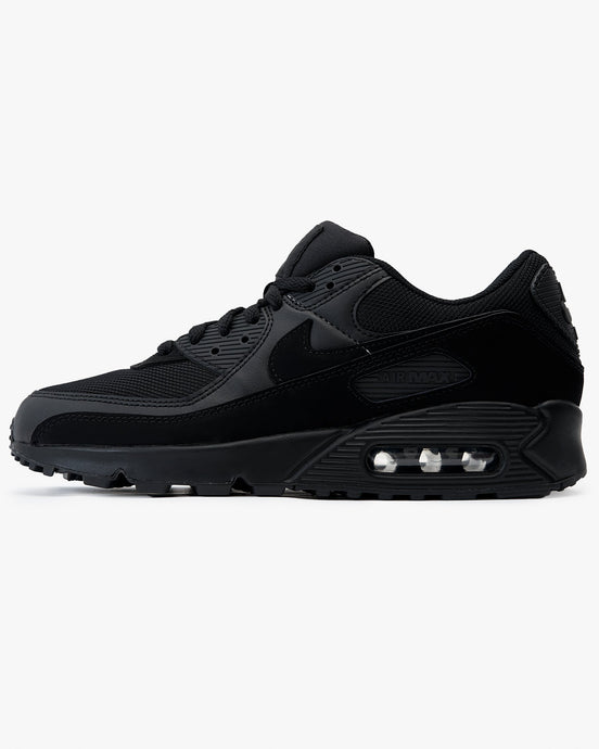 Nike Air Max 90 - Black / Black UK 6 CN84900036 Nike Trainers