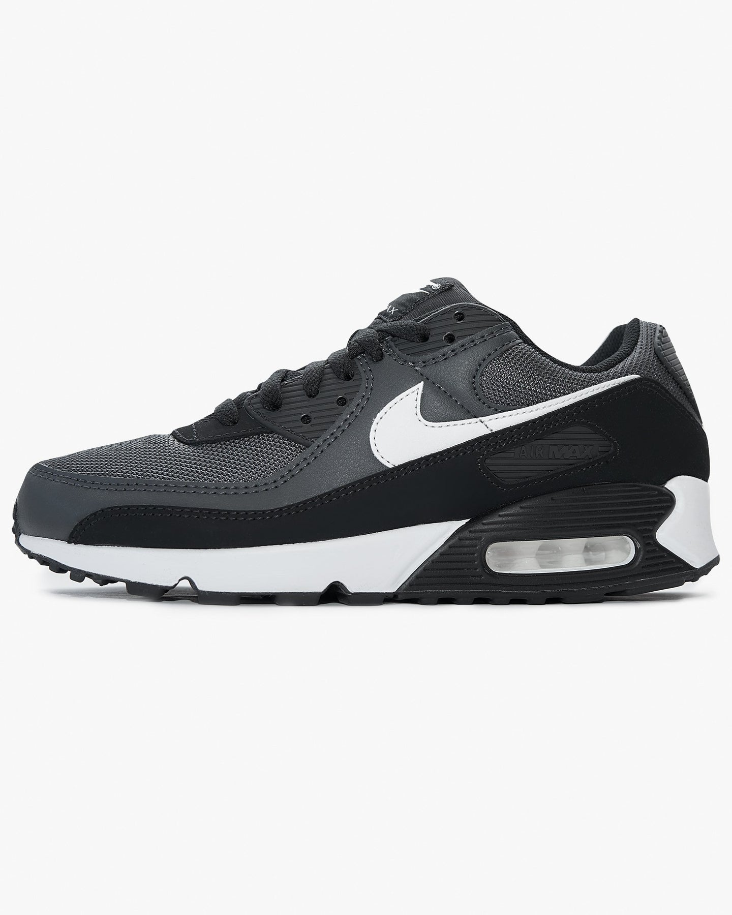 Nike Air Max 90 - Iron Grey / White / Black UK 6 CN84900026 Nike Trainers