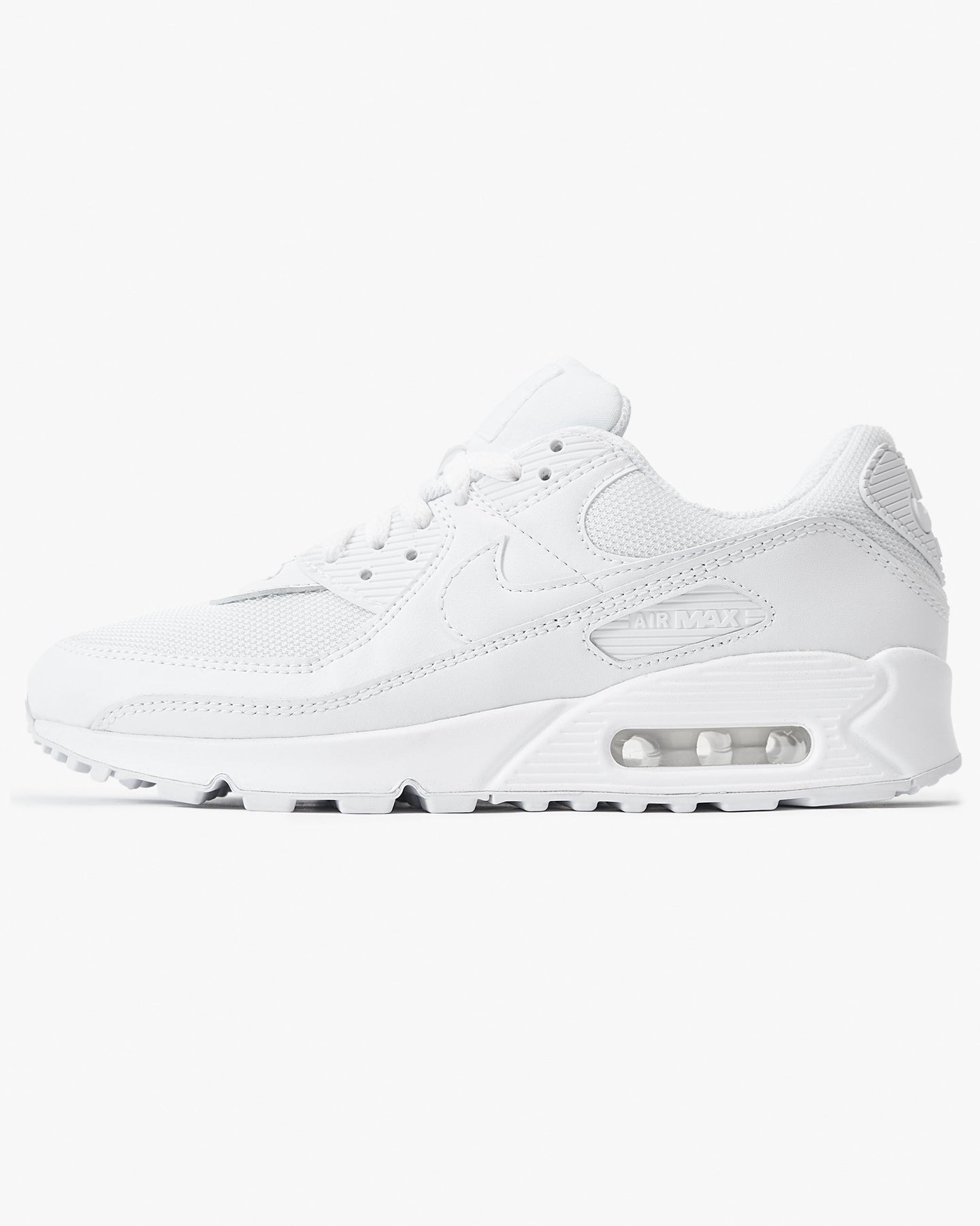 Nike Air Max 90 - White / White UK 6 CN84901006 Nike Trainers