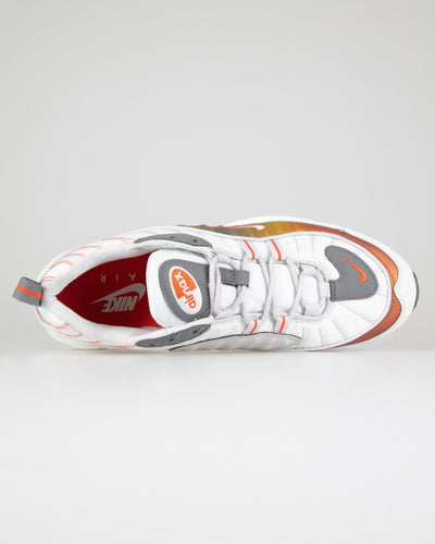 Nike Air Max 98 SE - Vast Grey / Team Orange / Summit White Nike Trainers