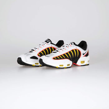 Nike Air Max Tailwind IV - White / Bright Crimson / Chrome Yellow Nike Trainers