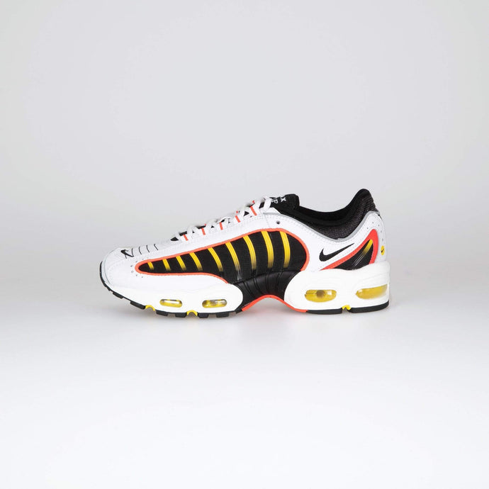 Nike Air Max Tailwind IV - White / Bright Crimson / Chrome Yellow UK 7 AQ25671097 193151601551 Nike Trainers
