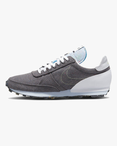 Nike Daybreak-Type 'Recycled Canvas' - Iron Grey / Barely Volt UK 6 CZ43370016 194276388051 Nike Trainers