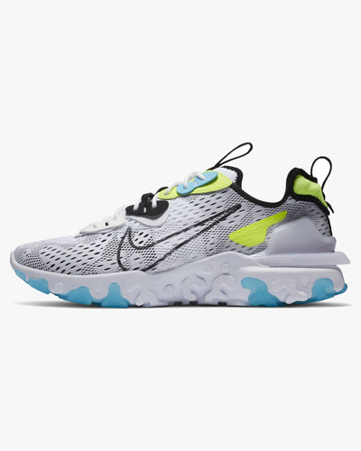 Nike React Vision 'Worldwide Pack' - White / Black / Blue Fury / Volt UK 7 CT29271007 194493939296 Nike Trainers