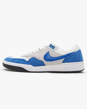 Nike SB GTS Return - Sport Royal / White / Neutral Grey UK 6 CD49904006 193658010641 Nike SB Trainers