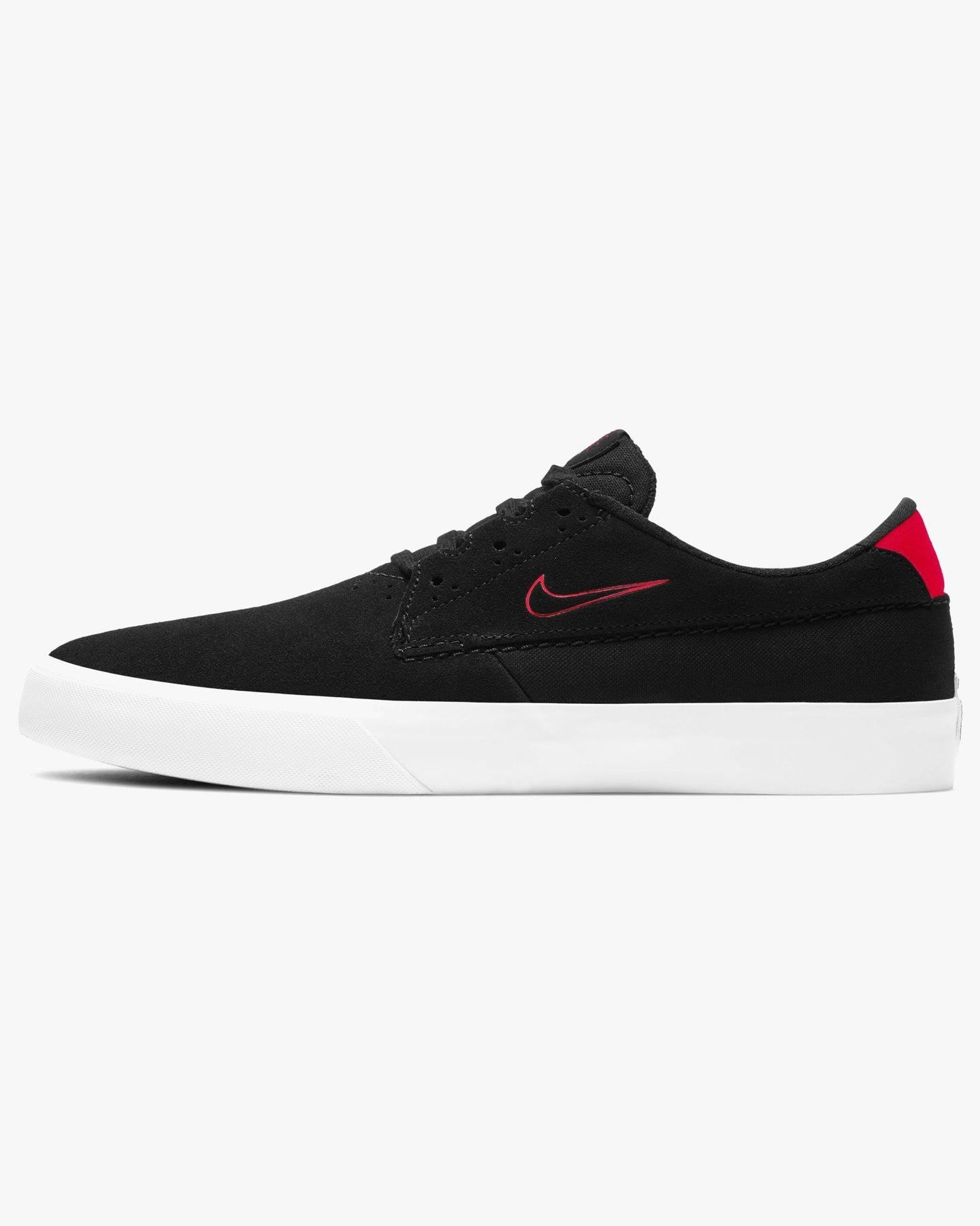 Nike SB Shane - Black / Bright Crimson UK 7 BV06570057 194496387827 Nike SB Trainers
